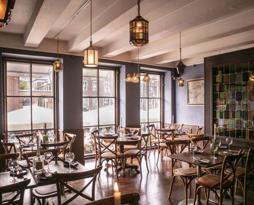 leonora christine restaurant